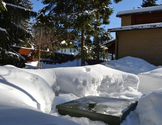 Консервация септика на зиму. Автономная канализация Новосибирск